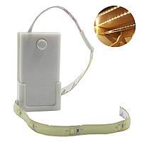 Светодиодная LED подсветка в шкаф Flexi Lites Stick 18LED, от батареек, до 100000час, размер 2х30,5см, пластик