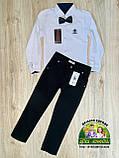 Черные джинсы Gucci для мальчика, фото 3