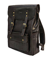 Рюкзак молодежный из натуральной кожи