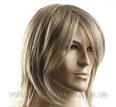Парик мужской Олег Винник парик блондин для мужчины, фото 3