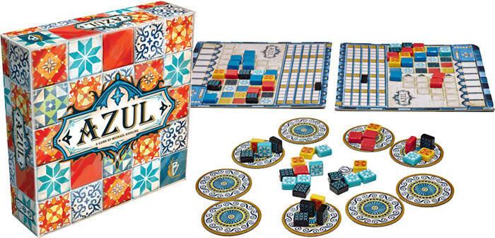 Настольная игра Azul (Азул) eng, фото 2