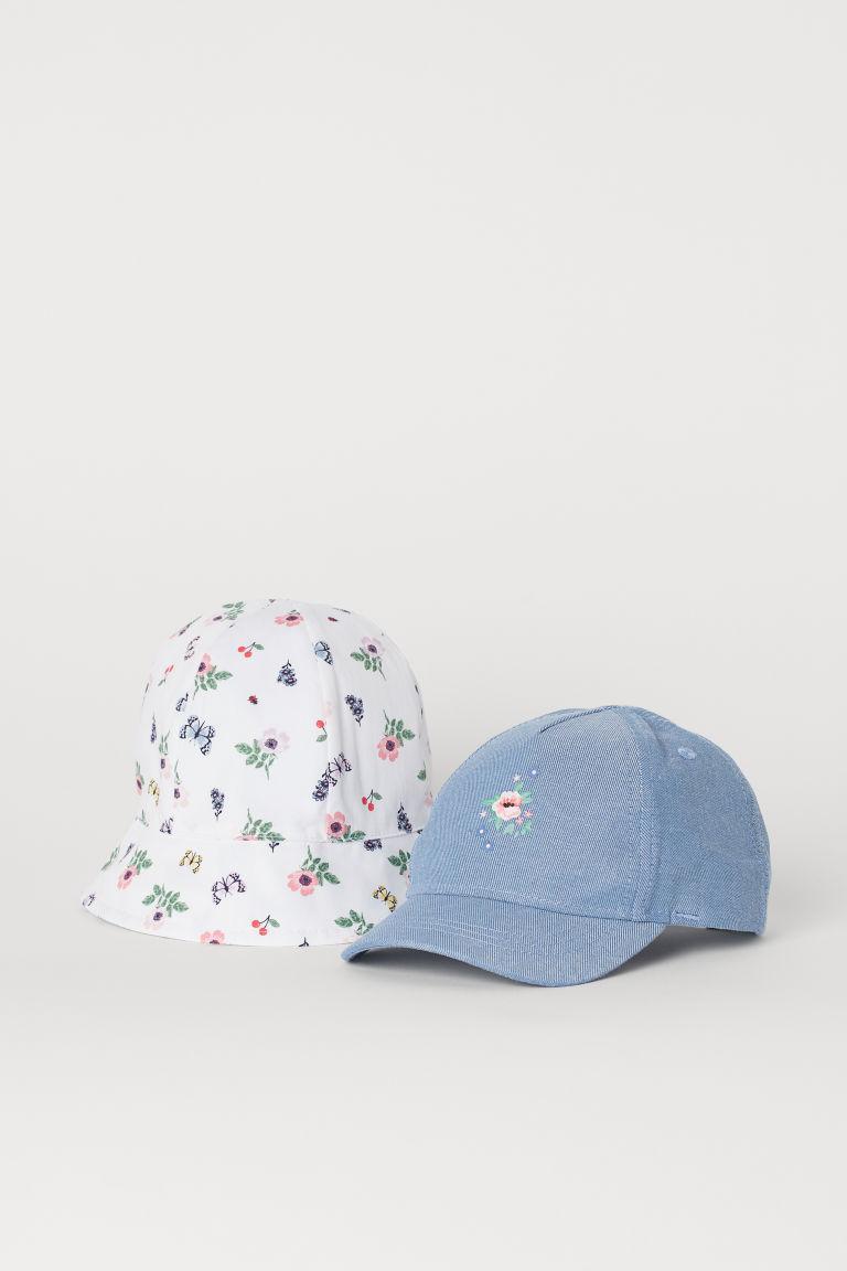 Детская кепка и панамка H&M (Швеция) р.4-8, 8-12лет