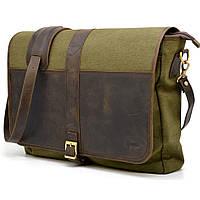 Брендовая мужская сумка через плечо