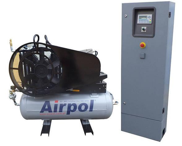 Поршневой компрессор высокого давления (бустер) ADP300-150 (2,5 МПа, 1,67 м.куб/мин), фото 2