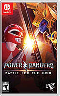 Power Rangers Battle for the Grid (Switch)