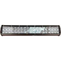 Автомобильная фара LED на крышу (36 LED) 108W-MIX | Авто-прожектор | Фара светодиодная автомобильная+ПОДАРОК!