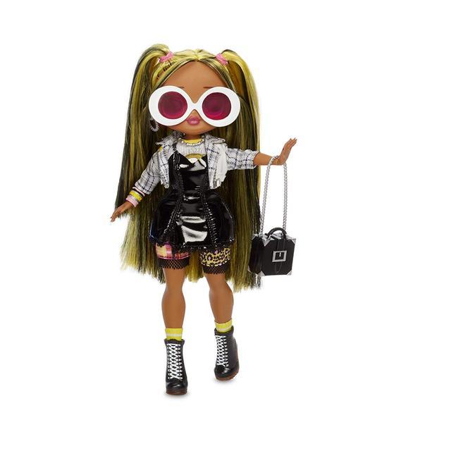 L.O.L. Surprise! O.M.G. Alt Grrrl Fashion Doll
