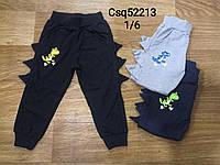 Спортивные штаны  для мальчика 1/6 лет