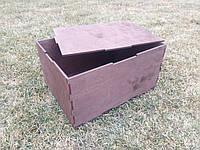 Большая коробка для подарков с вашими пожеланиями, картинками или логотипом.