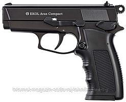 Пистолет стартовый Ekol Aras Compact (черный) оригинал