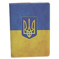 Блокнот Fisher Gifts Rainbow A5 02 Гражданин Украины 2 (эко-кожа)