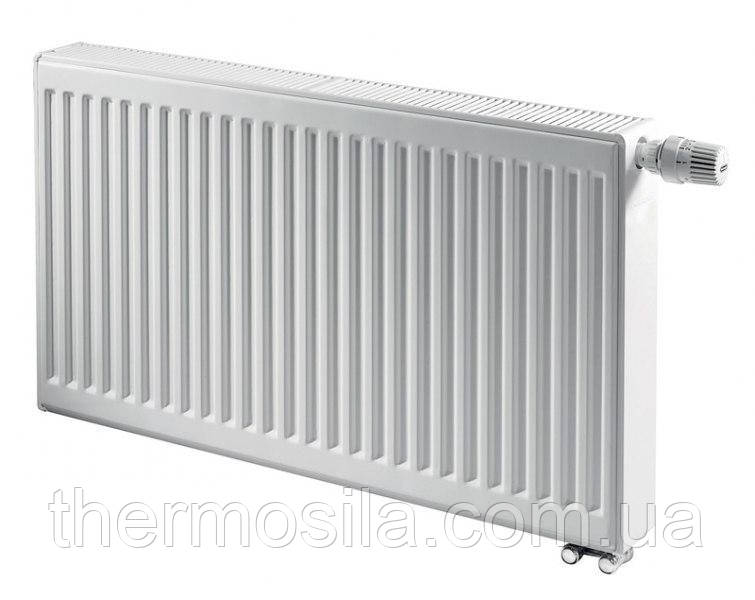Стальной панельный радиатор KERMI FTV 33 тип 900х700 THERM X2 нижнее подключение