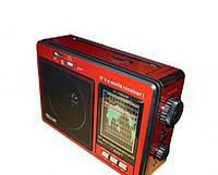 Мощный FM приемник GOLON RX-006, радиоприемник.