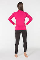 Термобелье спортивное женское Radical Acres S Черный с розовым