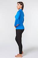 Термобелье спортивное женское Radical Acres S Черный с голубым