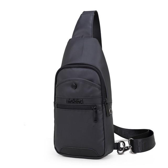 Удобная сумка-мессенджер Arctic Hunter XB13001 для бизнеса и путешествий, влагозащищённая, 4л