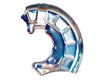 Защита тормозного диска VW GOLF 3 91-97 переднего левого (ate/girling) диаметр 260/105 мм. (KLOKKER). FP9522377