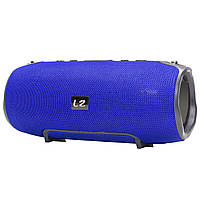 Портативная Bluetooth колонка LZ Xtreme mini Blue (2960-8376) КОД: 2960-8376