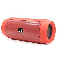 Портативная Bluetooth колонка LZ Charge 2+ Red (2945-8332) КОД: 2945-8332