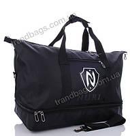 Дорожная сумка 19010 black дорожные сумки, спортивные сумки оптом недорого Одесса 7 км, фото 1