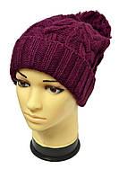 Классическая качественная молодежная шапка