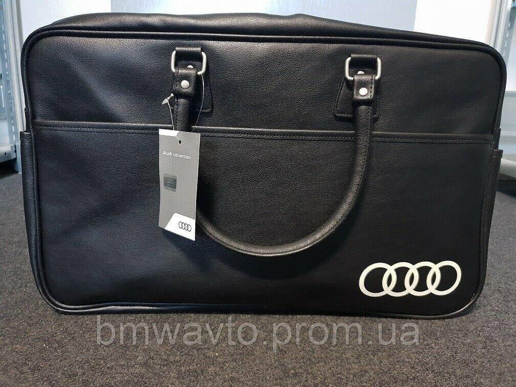 Дорожная сумка Audi Rings Weekend Bag 2020