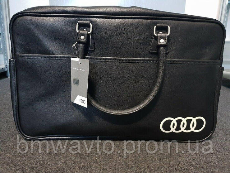 Дорожная сумка Audi Rings Weekend Bag 2020, фото 2