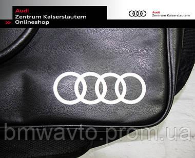 Дорожная сумка Audi Rings Weekend Bag 2020, фото 3