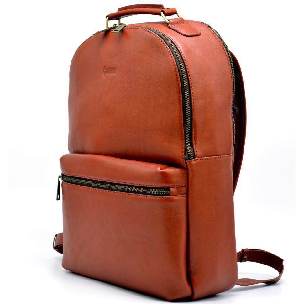 Рюкзак мужской кожаный брендовый