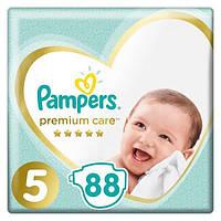 PAMPERS Детские Подгузники Premium Care Junior (11-16 кг) Упаковка 88