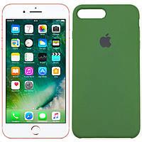 Чехлы U-Like Чехол силиконовый для iPhone 7/8 Plus Темно Зеленый (28413)
