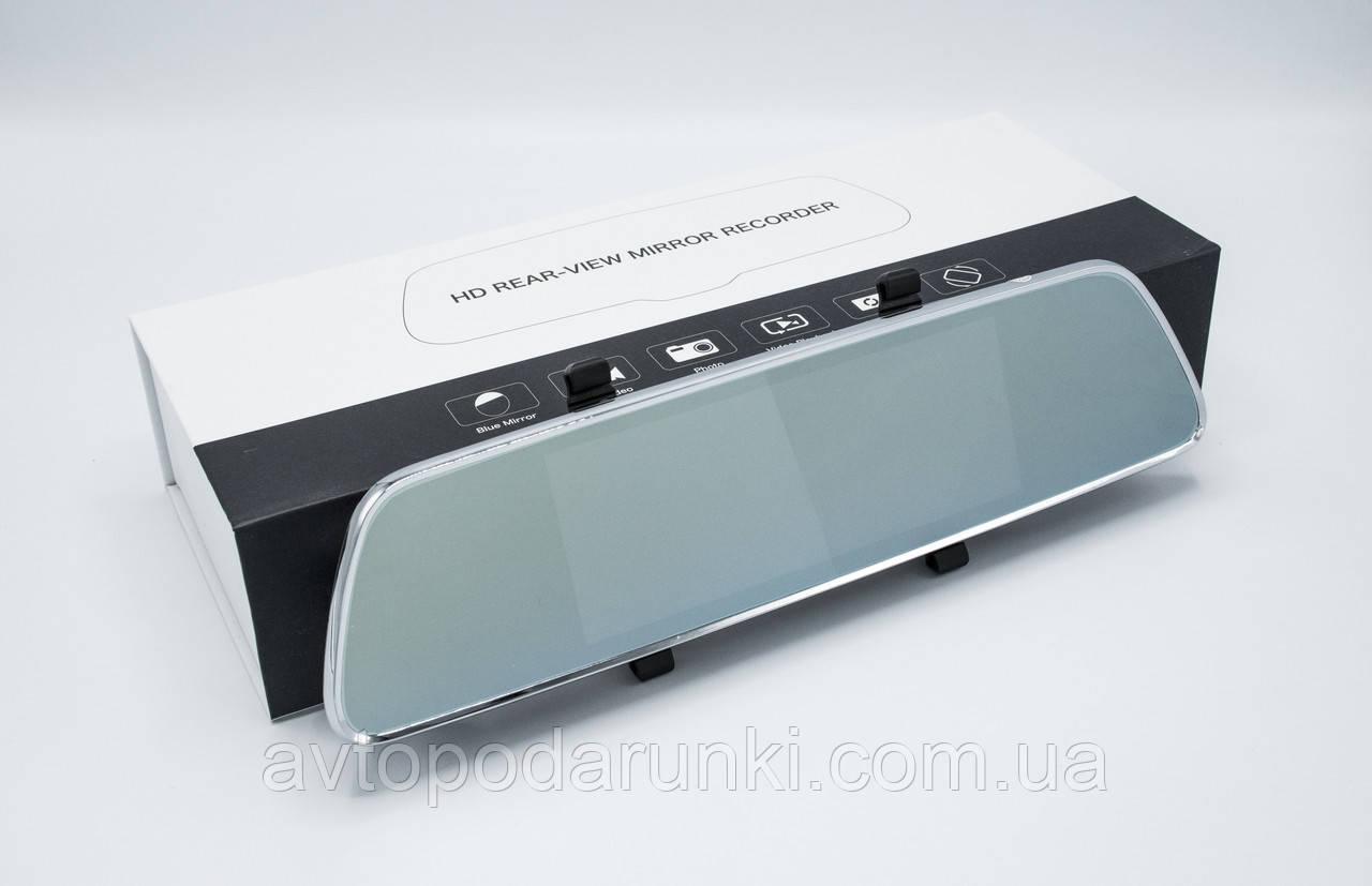 "Зеркало-Регистратор + камера заднего вида ""GPS/ANDROID S7""/'экран 7"""