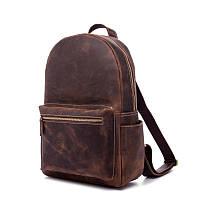 Кожаный рюкзак мужской из лошадиной кожи