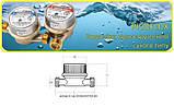 Лічильник гарячої води Ecomess Picoflux DN 15, Q₃=1.6, L = 110, фото 3