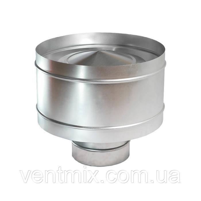 Дефлектор d 130 мм из оцинкованной стали
