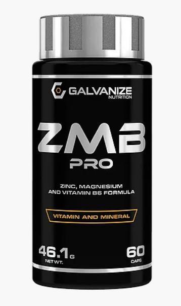 Биодобавка ZMB PRO 60 капсул