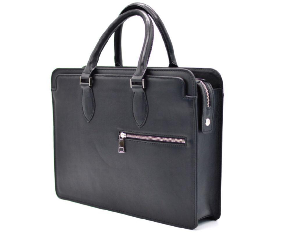 Деловой портфель мужской кожаный