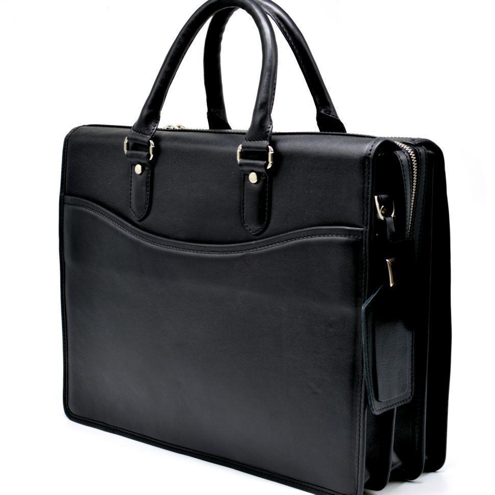 Деловая сумка для документов для мужчин