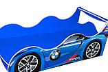Кровать машинка БМВ машина серии Драйв BMW, фото 4
