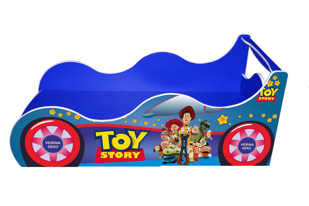 Кровать машинка Истории игрушек машина серии Драйв Toy story
