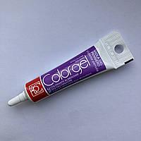 Краситель гелевый светло-фиолетовый Nero Fluo 20г