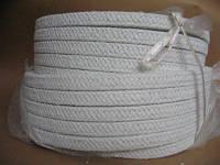 Набивка плетенная асбестовая сухая АС 8х8мм для котлов