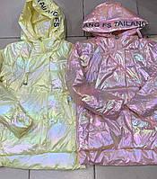 Детская куртка демисезонная оптом (134-158р)