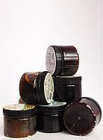 Гоммаж-пилинг-маска из оливкового масла для глубокого очищения кожи - Эвкалипт 250 г