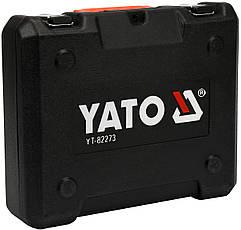Лобзик з системою здування тирси YATO YT-82273, фото 3