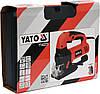 Лобзик з системою здування тирси YATO YT-82273, фото 2
