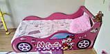 Кровать машинка Китти машина серии Драйв Hello Kitti, фото 3