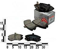 Колодки тормозные передние HYUNDAI AVANTE XD/ELANTRAс 06. GBPH-090 (ONNURI)