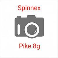 Блесна Spinnex Pike 8g золото