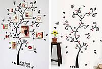 Интерьерная наклейка на стену Green Life Дерево AY6031